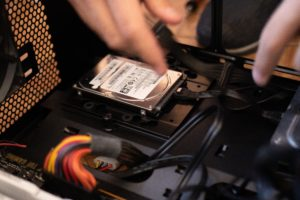 PC Repair Build