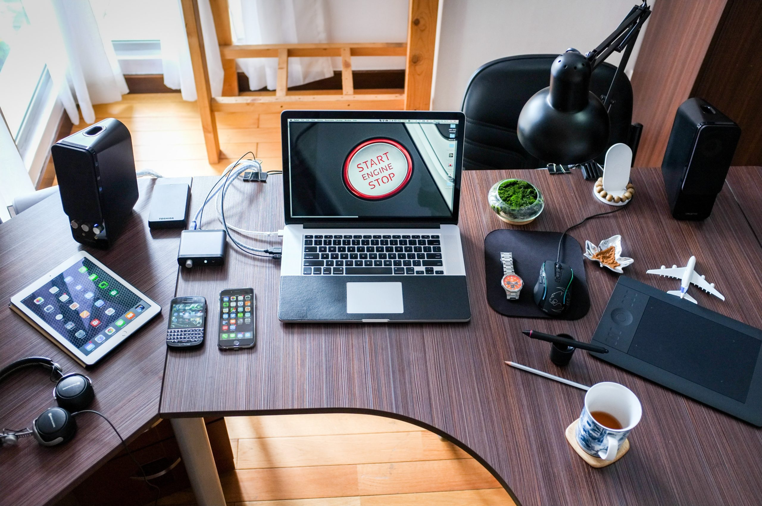 Working From Home-Home Office