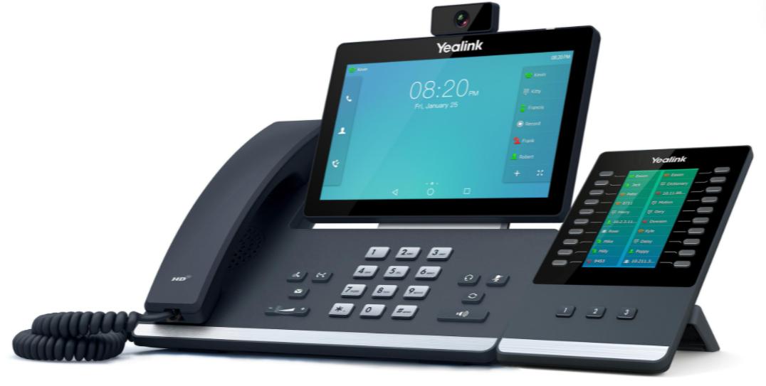 Yealink Office Phones